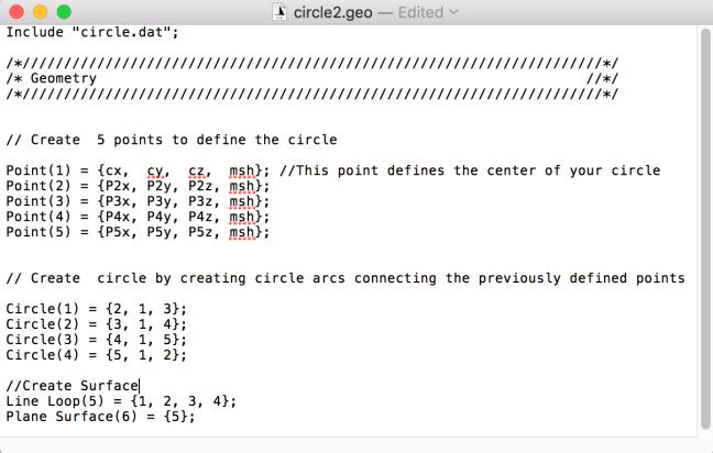 Gmsh - Parametrized Circle Script.png